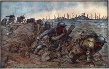 Jean DROIT        :  Dans les boues de la Somme