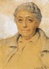 Fernande SADLER  portrait