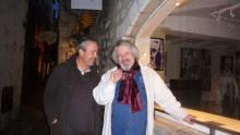 Victor HASCH (à droite)