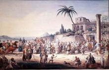 """Jean-Baptiste HILAIRE  """"Un mariage à Athènes"""""""
