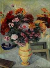 """Anna KAISER  """"Bouquet de fleurs"""""""