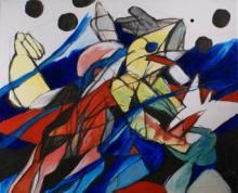 """Jacques KOSKOWITZ  """"Composition"""""""
