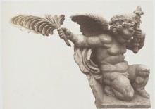 """Hubert LAVIGNE """"Enfant porteur de palme"""" Louvre"""