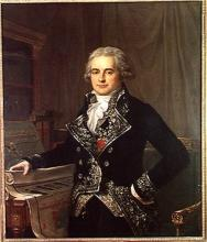 """Gabriel Le MONNIER  """" Portrait de J.A. Chaptal"""""""