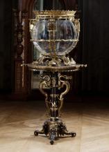 """Edouard LIEVRE  """"Grand vase sur pied"""""""