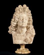 Remy-François CHASSEL       :  Buste de Charles V Duc de Lorraine