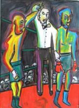 Philippe de BELLY       :  La boxe