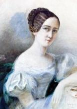 Octavie de Lasalle von Louisenthal