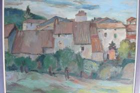 O_Ernest VENTRILLON       :  Moulins de Bouxières